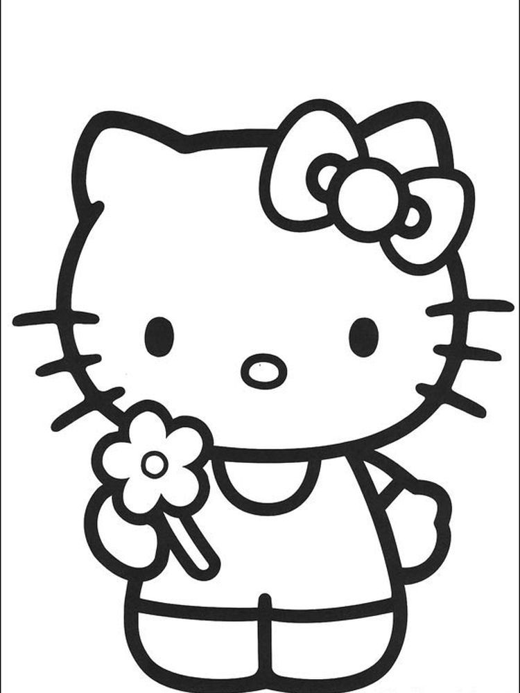 Hello Kitty Coloring Page Christmas When We First Heard Hello Kitty The First One That Occurr In 2020 Hello Kitty Colouring Pages Kitty Coloring Hello Kitty Coloring
