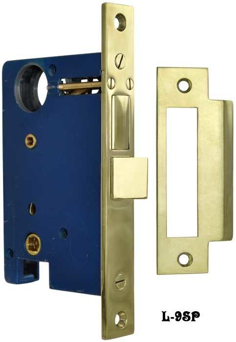Vintage #Hardware #Door #Mortise #Lock Entry door lock for our ...