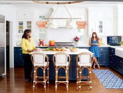 Exceptionnel 10 Ideas To Steal From A Colorful California Kitchen