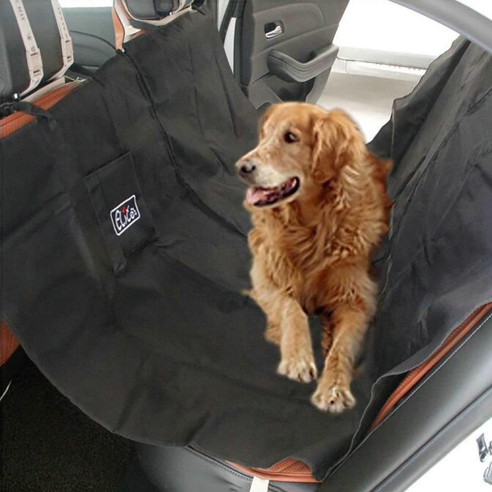 Seat Cover Nylon Dog Car Travel Seat Flaps Waterproof Pet Carriers