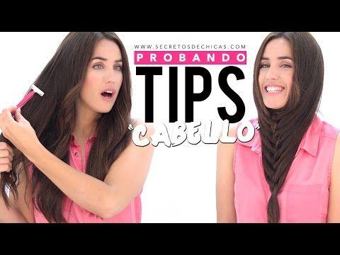 probando trucos raros de cabello ¿funcionan o no? | patry jordan