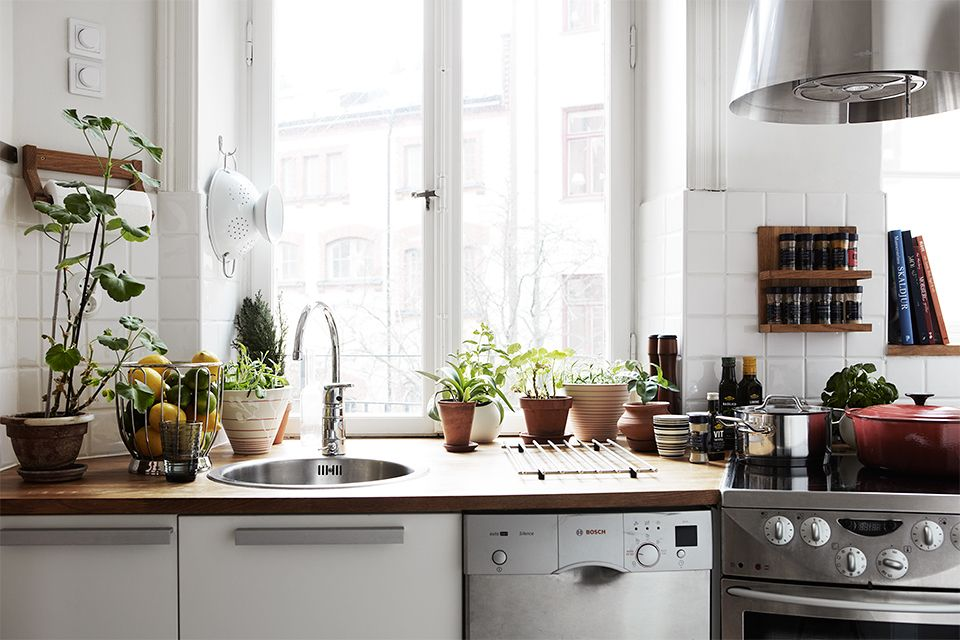Kitchen love. Döbelnsgatan 87, Vasastan - Odenplan, Stockholm | Fantastic Frank #kitchen