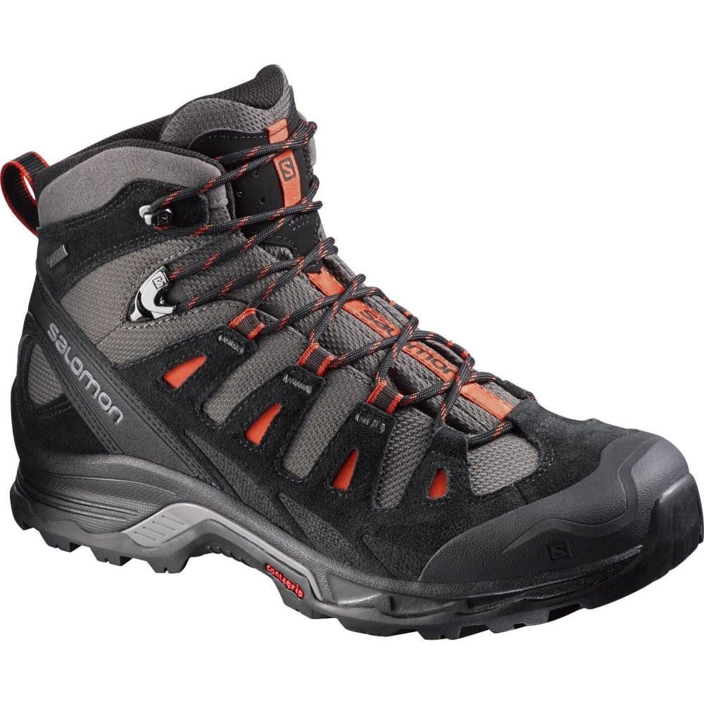 salomon quest prime walking boots review