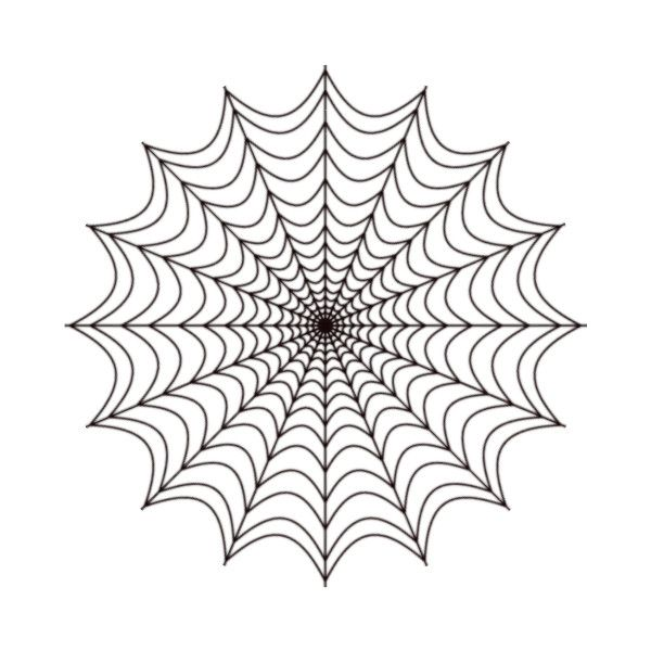 Dba Spider Web 1 Png Found On Polyvore Featuring Halloween And Fillers Spider Web Spider Web 1