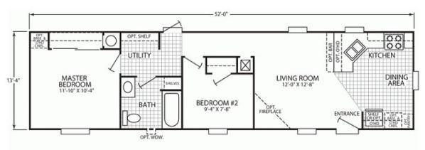 10 Great Manufactured Home Floor Plans My Mobile