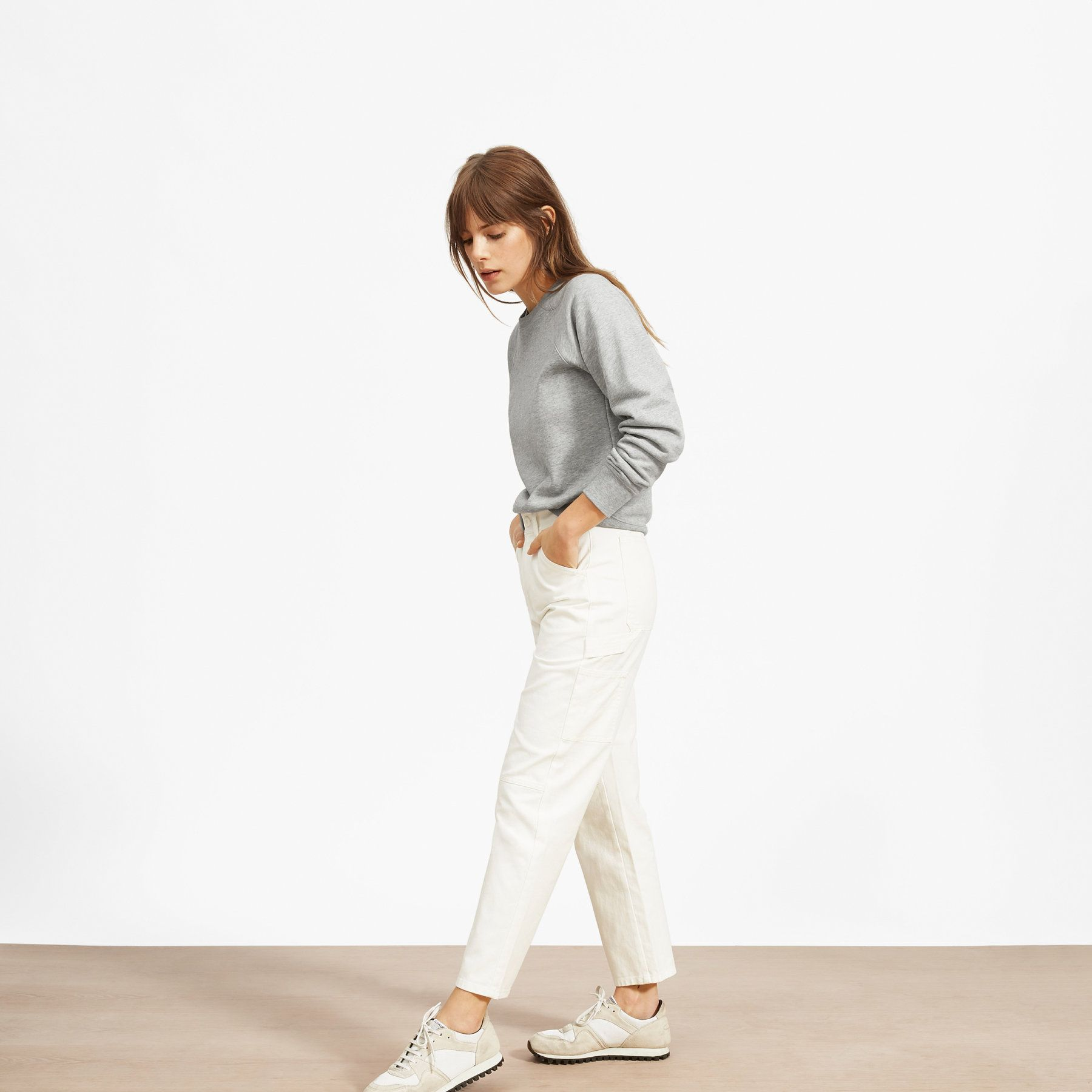 Women S Carpenter Pant Everlane Pants Fashion Everlane