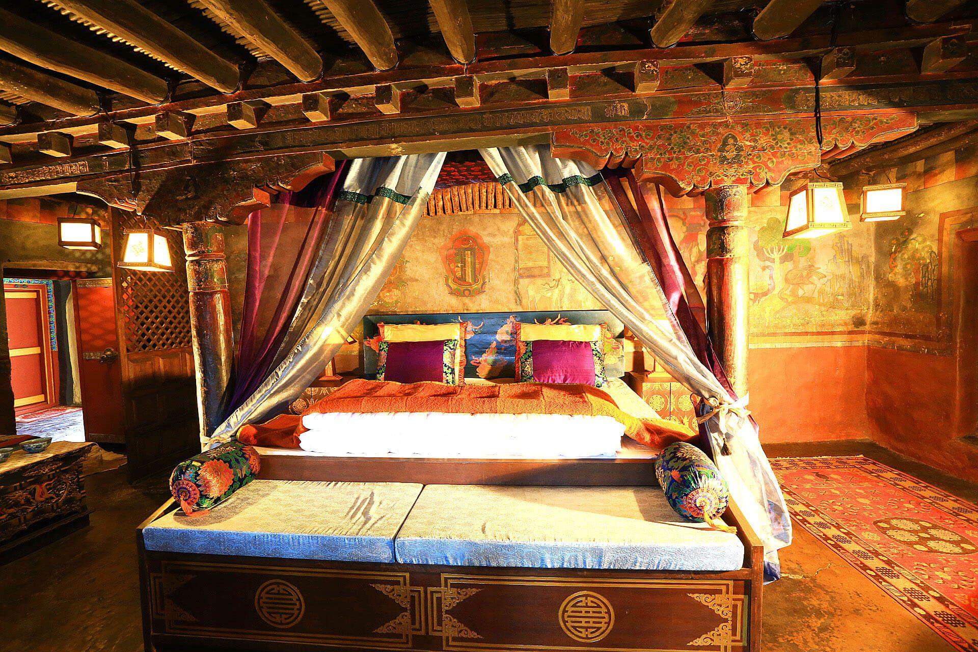 Stok Palace Heritage Hotel / Stok, Ladakh, Jammu And
