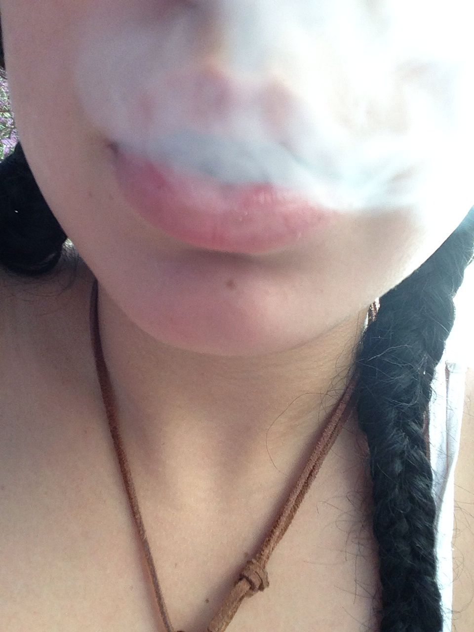 Smoke,Hippie,braids,Quartz,lips