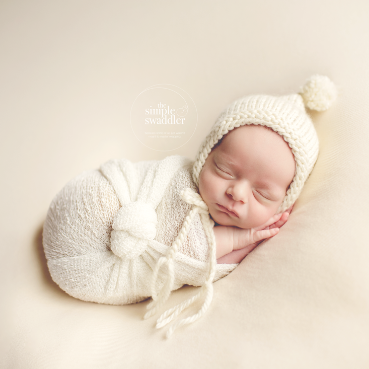 The simple swaddler posing method is a fresh take on the newborn session workflow we know babies have a mind of their own so we created a product and