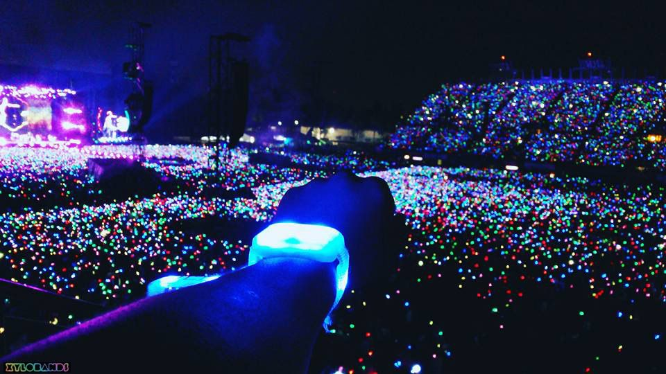 Coldplay On Tour Everyone Is Part Of