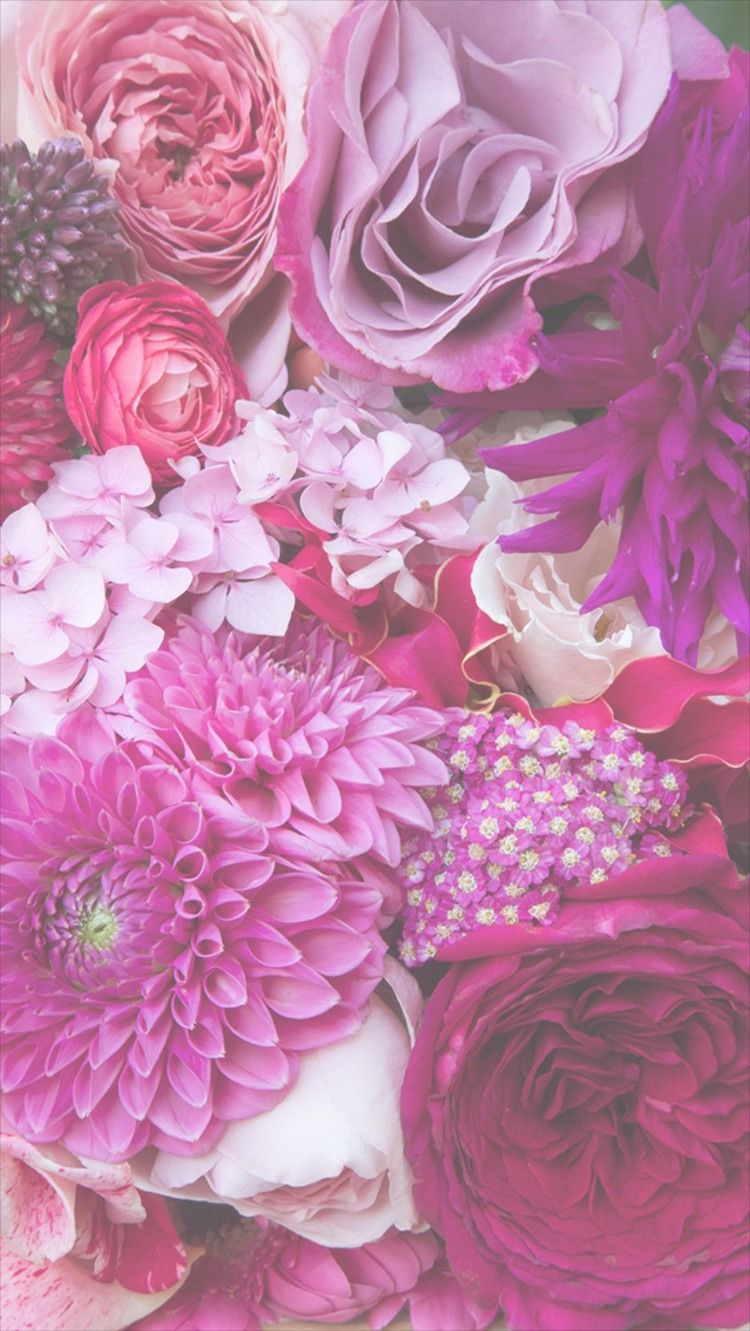 Tumblr iphone wallpaper summer - Floral Phone Wallpaper