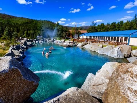 Chena Hot Springs - Alaska : America's Secret Swimming Holes : TravelChannel.com Join our podcast at