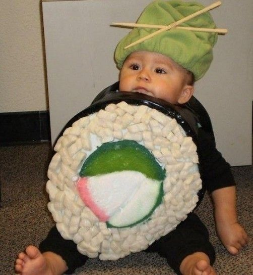 Costume da sushi