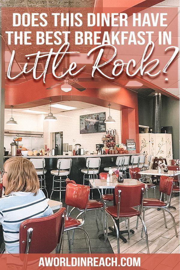 Photo of The Best Breakfast in Little Rock, Arkansas • a world in reach