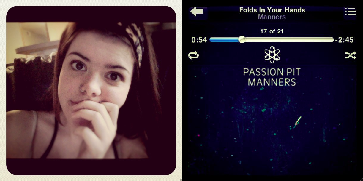 cure to a case of the mondays=passion pit on repeat