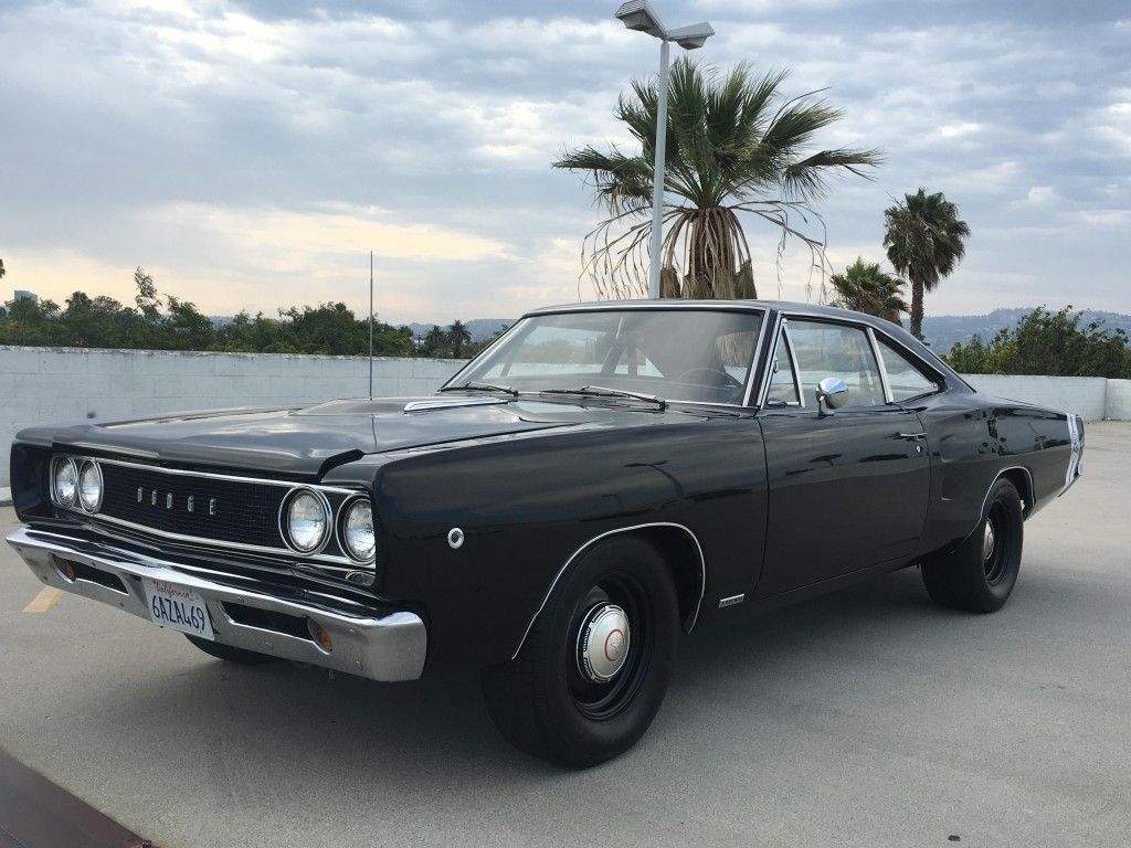 1968 Dodge Coronet Super Bee | Muscle cars for sale | Pinterest ...