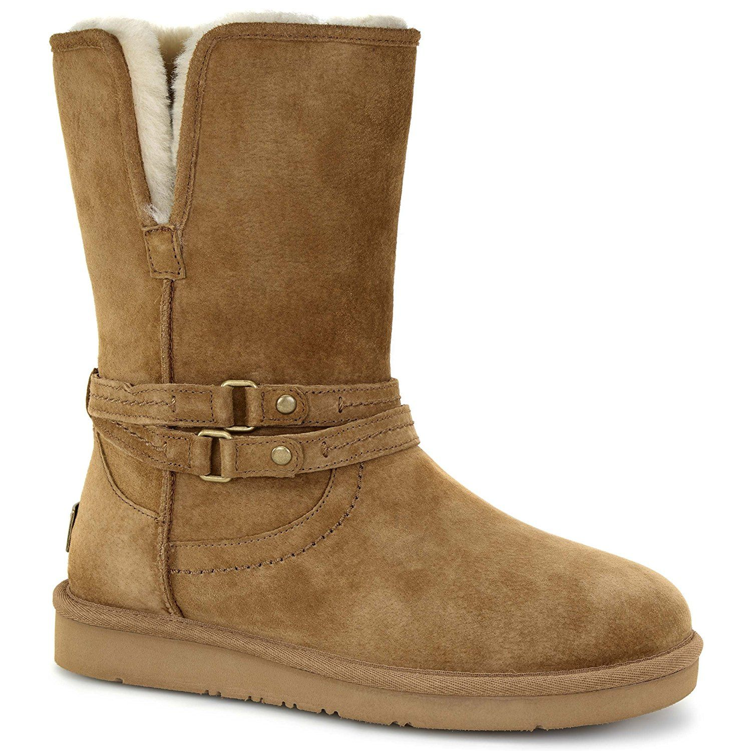 Ugg Australia Women S Palisade Boot This Is An Amazon Affiliate Link Read More Reviews Of The Product By Shearling Boots Woman Womens Boots Boot Shoes Women