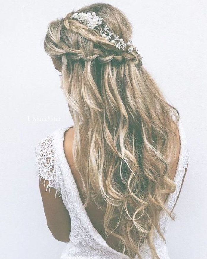 Half up half down wedding hairstyles updo for long hair for medium length for bridemaids #hair #hairstyles #haircolor #haircut #wedding #webdesign #weddinghair #weddinghairstyle #braids #braidedhairstyles #braidinspiration #updo #updohairstyles #shorthair #shorthairstyles #longhair #longhairstyles #mediumhair #promhairstyles #bestweddinghaircuts #bridemaidshair Half up half down wedding hairstyles updo for long hair for medium length for bridemaids #hair #hairstyles #haircolor #haircut #wedding #bridemaidshair