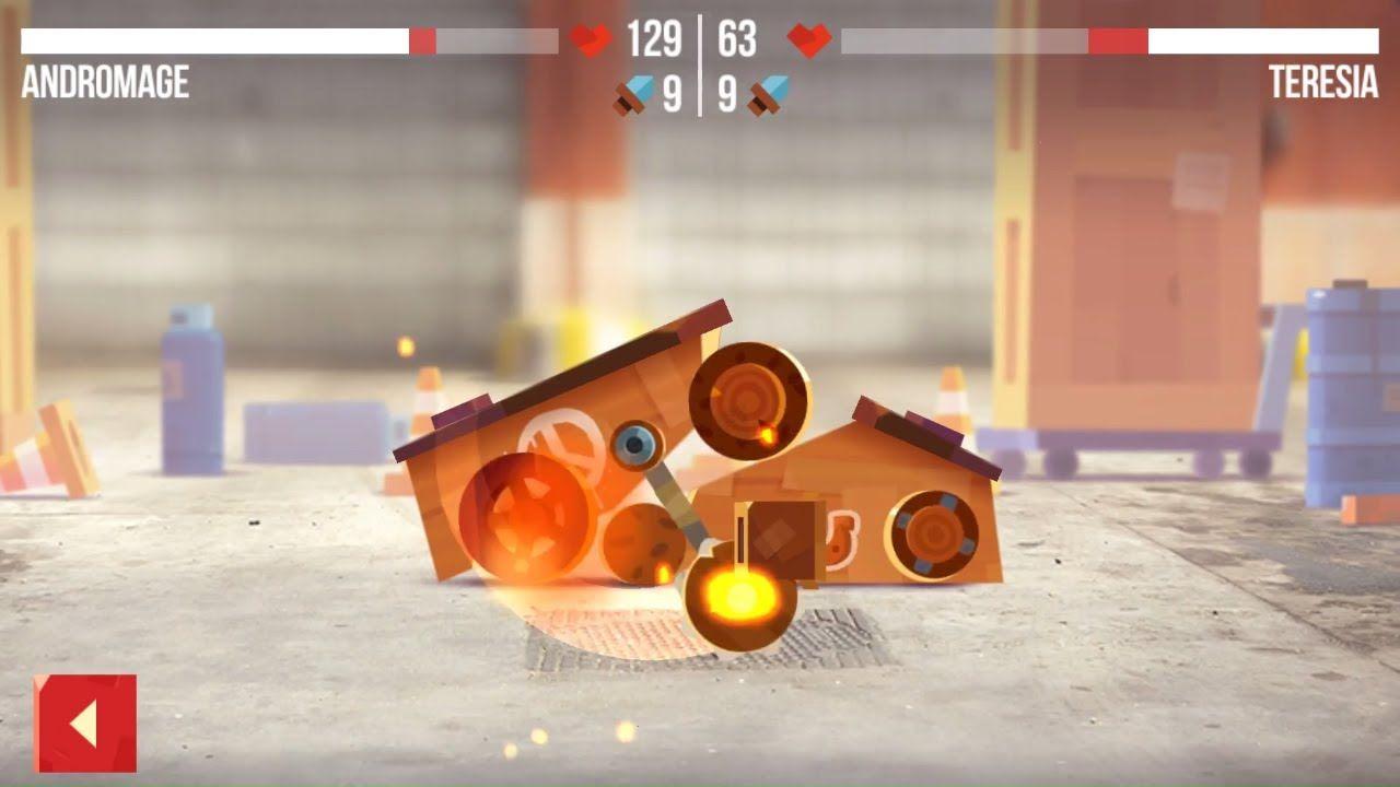 Cats crash arena turbo stars complete gameplay