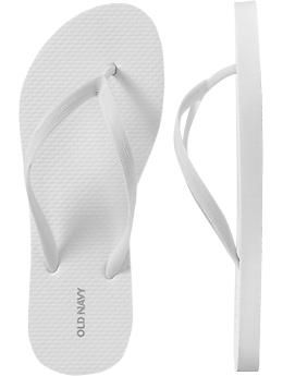 97ede5066 Womens New Classic Flip-Flops for  2.50 on sale at Old Navy! http