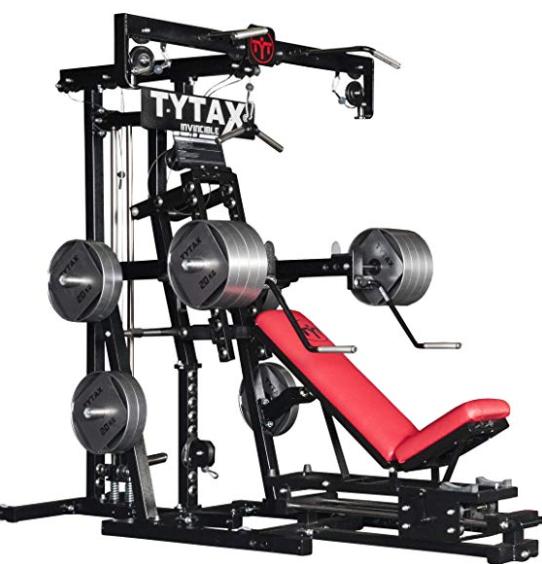 Tytax Exercise Machine Bodybuilding Equipment Home Gym Machine At Home Gym