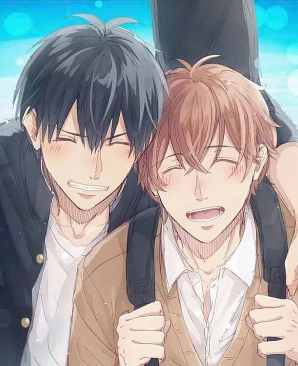 Uenoyama Ritsuka And Mafuyu Sato Anime Otaku Anime Manga Anime