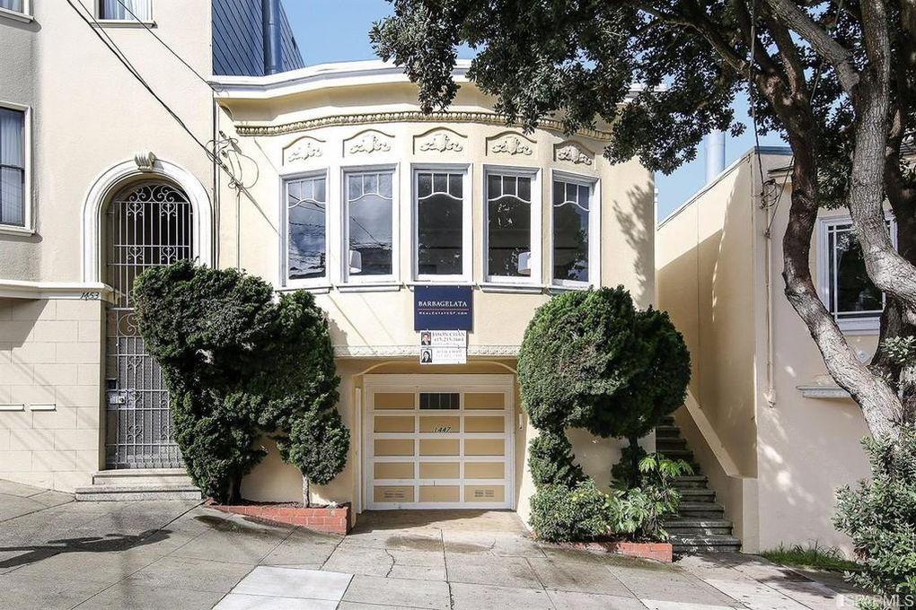 1447 18th Ave, San Francisco, CA 94122