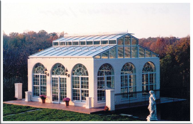 Florian Greenhouse 1 800 Florian Sunrooms Greenhouses Greenhouse Sunroom Sustainability