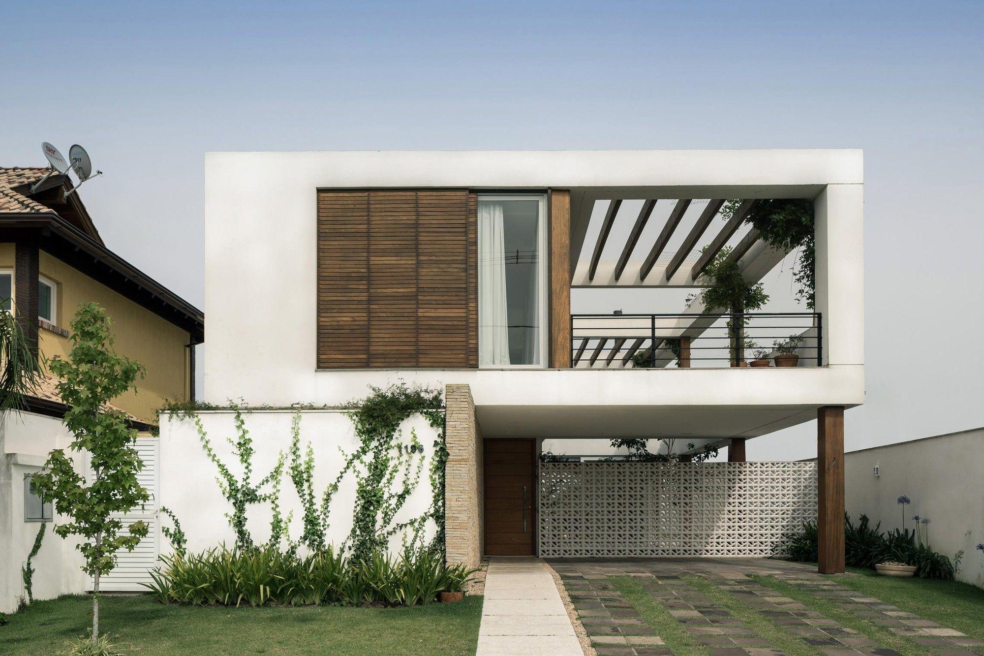 Terraville House AT Arquitetura Modern ArchitectureBeautiful