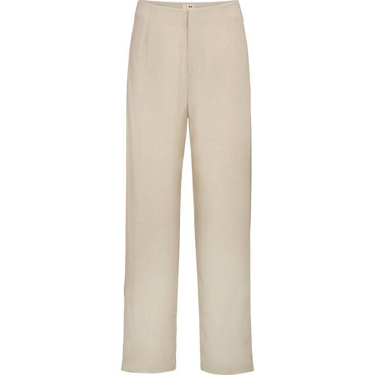 Women's Straight Fit Pants   UNIQLO