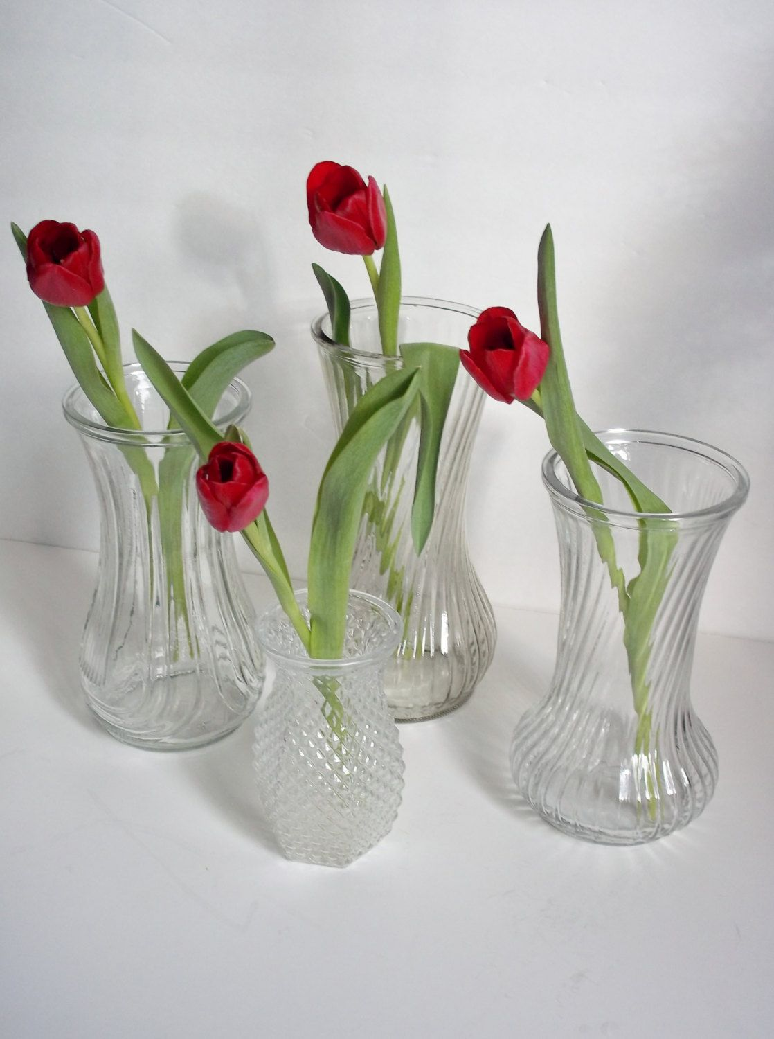 Vintage hoosier glass vases glass pinterest glass vintage vintage hoosier glass vases reviewsmspy