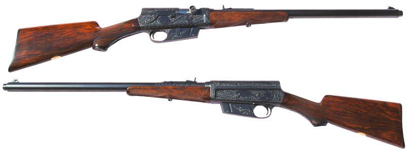 Remington Model 8 -  25 Remington,  30 Remington, and  300