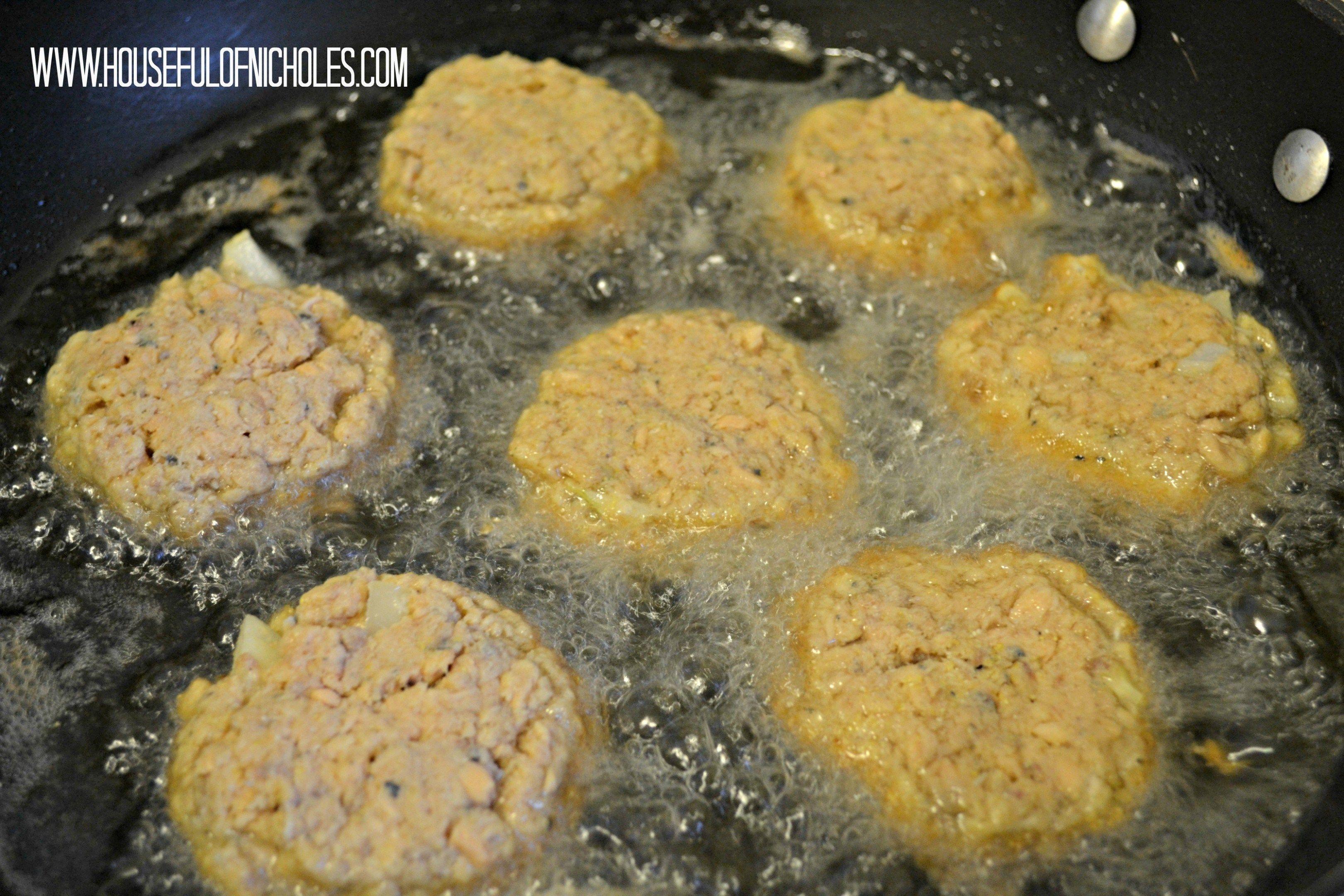 Easy Salmon Croquettes Recipe Salmon Croquettes Easy
