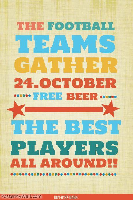 make event flyers online