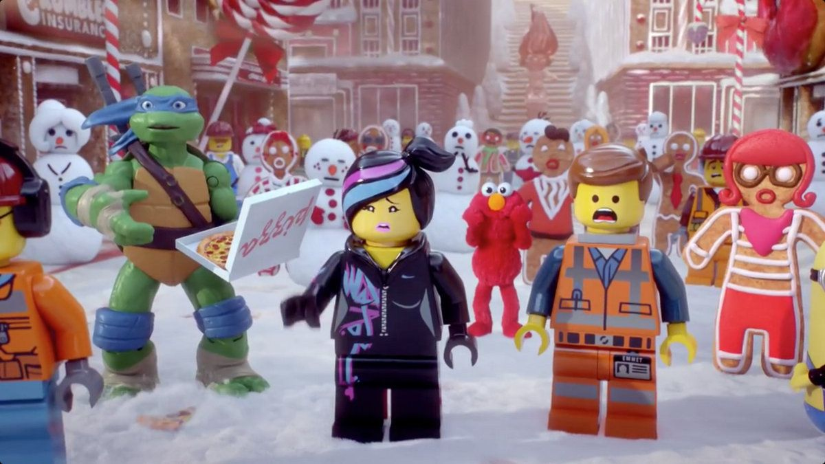 Target Christmas Commercial.Target Christmas 2015 Snow Commercials Chapter One Best