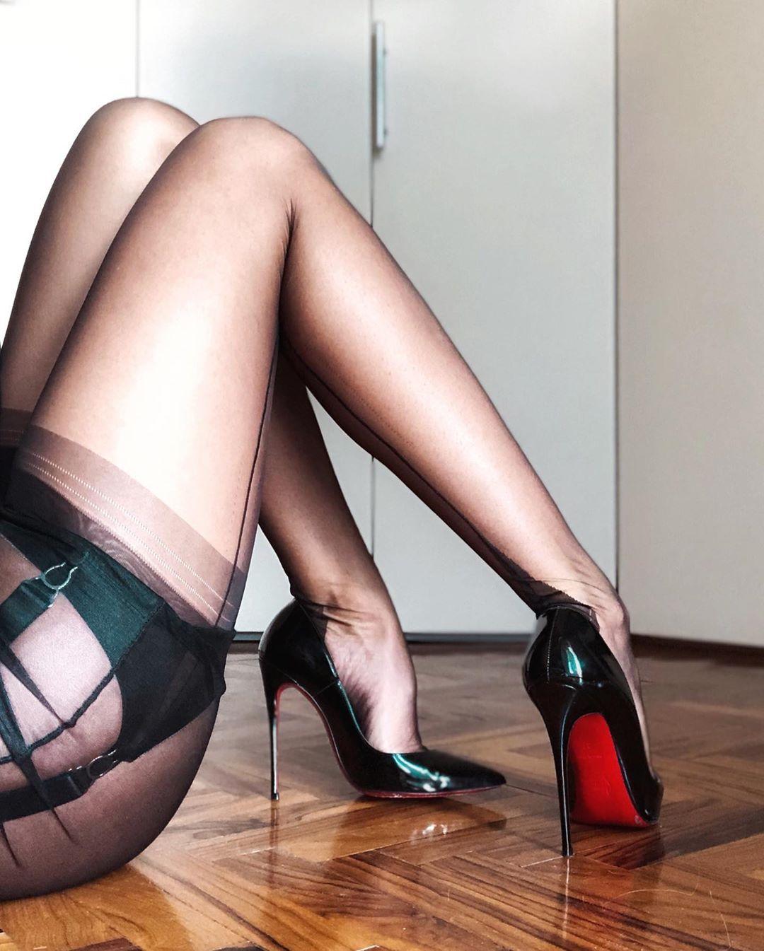 Webcam Show Heels Stockings