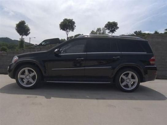 2009 Mercedes-Benz GL550 4Matic with 35,212 miles for sale ...
