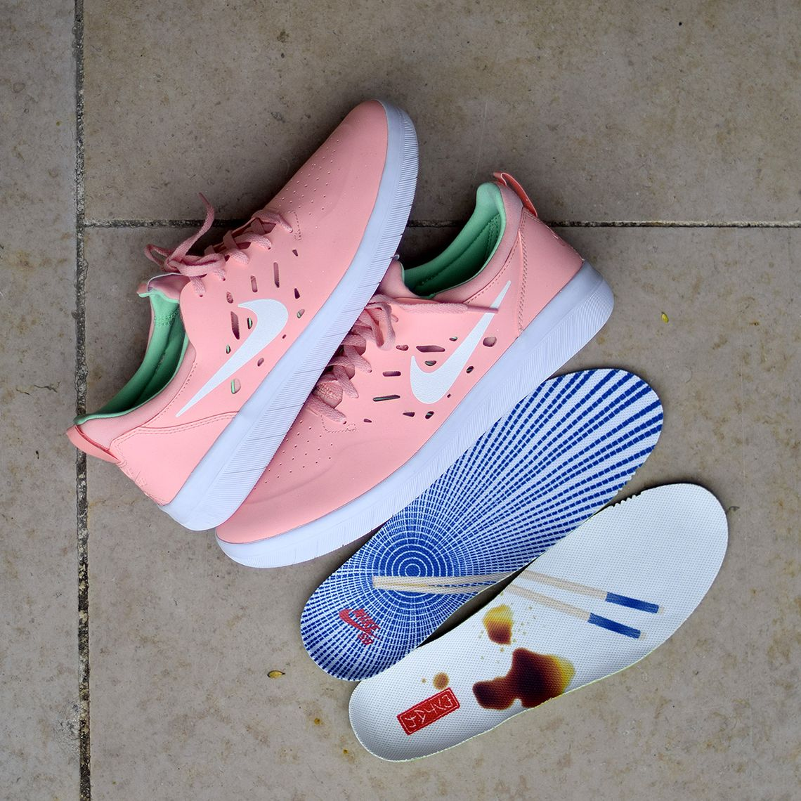 robo Evaluación girar  Nike SB Nyjah Free Sushi Release Info   SneakerNews.com   Nike sb, New nike  shoes, Nike