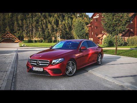 2017 Mercedes Benz E Class Review Youtube Benz E Benz