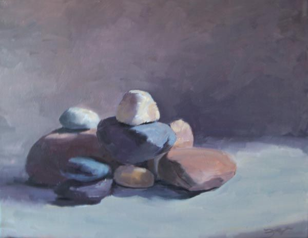 simple still life paintings - Google Search