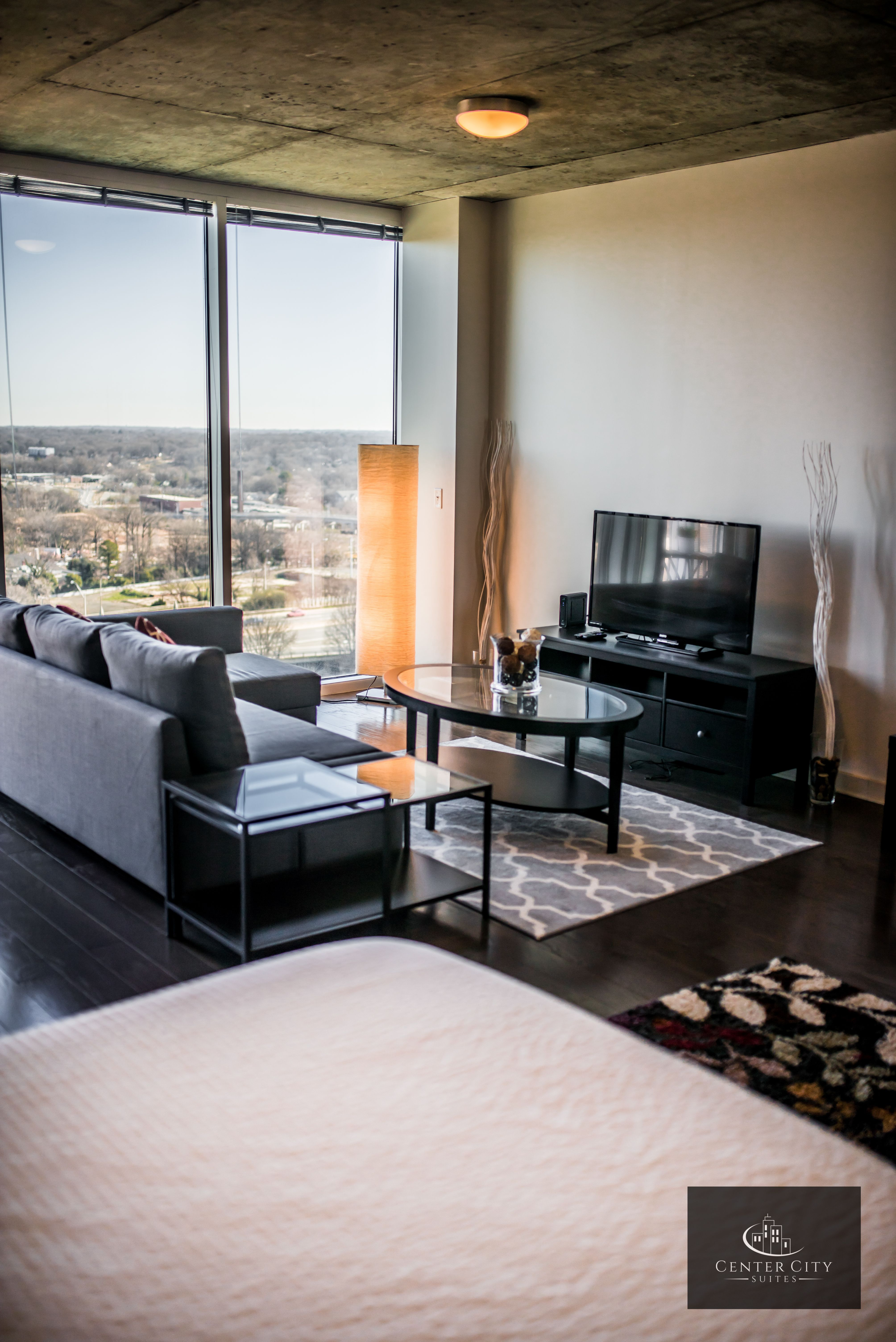 Center City Suites Furnished Apartments Charlotte Nc