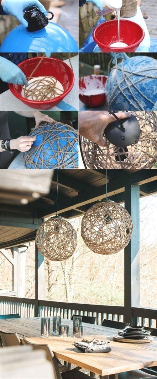 Hier finden Sie die besten Bastelideen für DIY-Deko der Welt! - Diy and Crafts #photosites