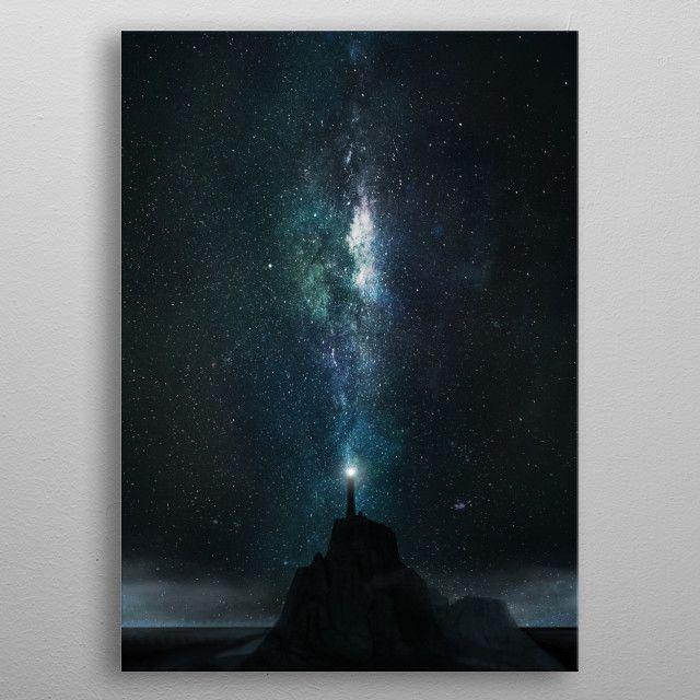 Cosmic Silhouette Artworks