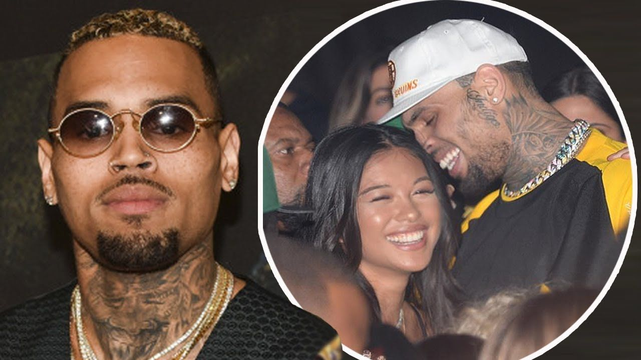 Chris Brown Girlfriend Pregnant! Chris Brown Expecting