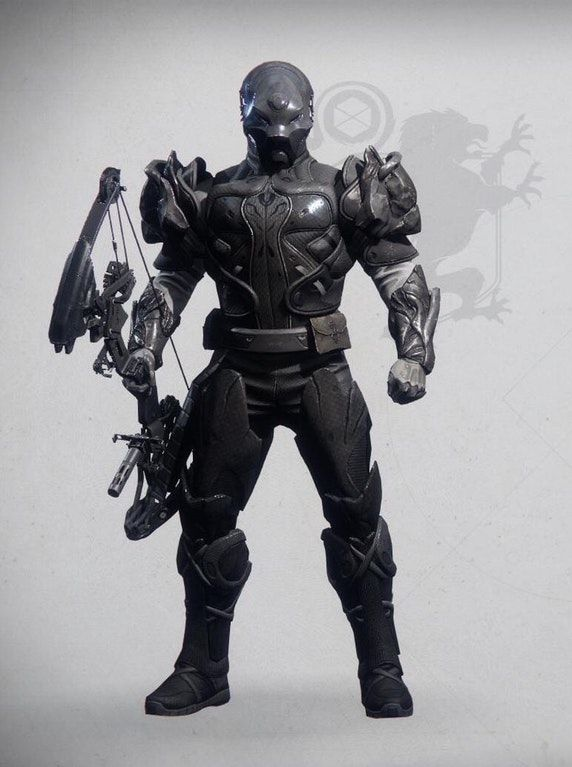 Destiny Fashion: My Void Titan. Inspired By Black Panther. Wakanda Forever