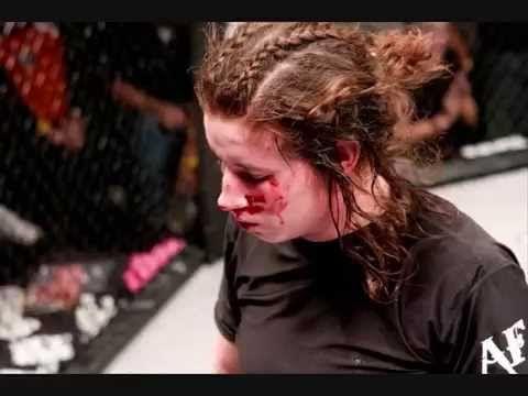 Female Fight Damage 1 - YouTube