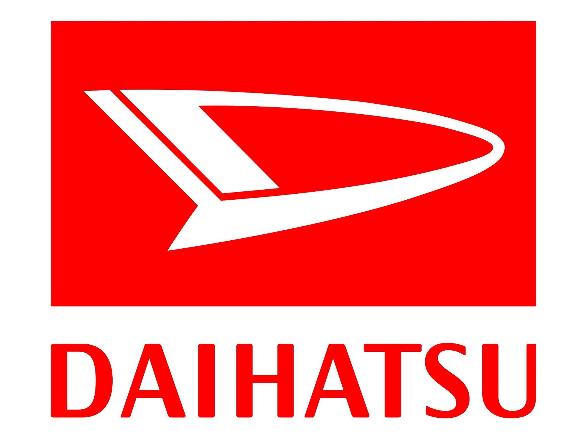 Daihatsu All Car Logos in 2018 Pinterest