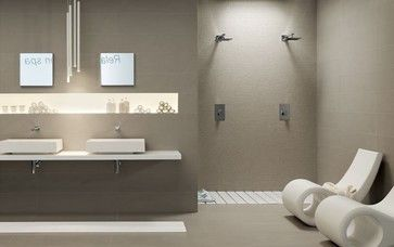 Taupe Cloakroom Google Search Home Bathroom Design Pinterest