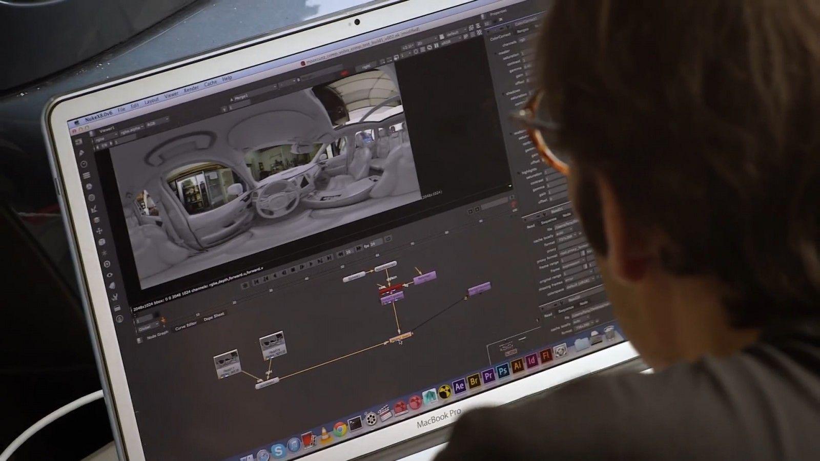 Volvo Creates Virtual Reality Tour Of XC90 SUV |Volvo Virtual Reality