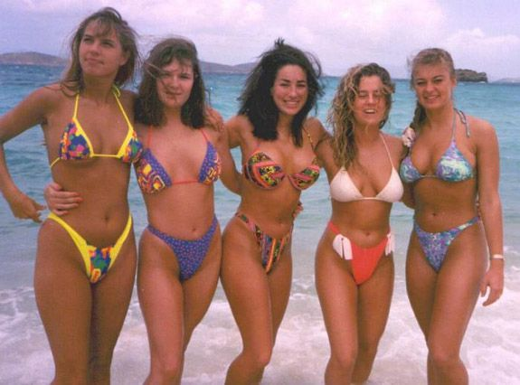 234e803207 Spring Break in the 90 s was a simpler time (21 Photos)
